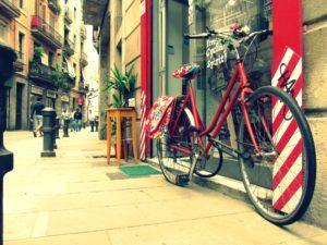 Велосипед Барселона