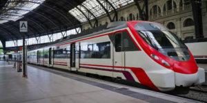 станции поездов