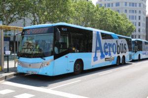 Aerobus Барселона