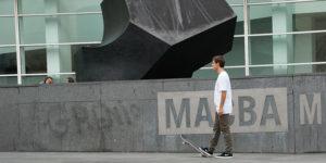 MACBA скейтер