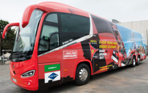 автобус Порт Авентура