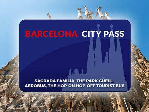 Барселона Сити Пасс