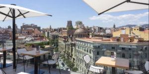 Неделя террас в Барселоне