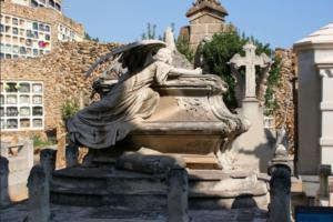 Кладбище Монтжуик