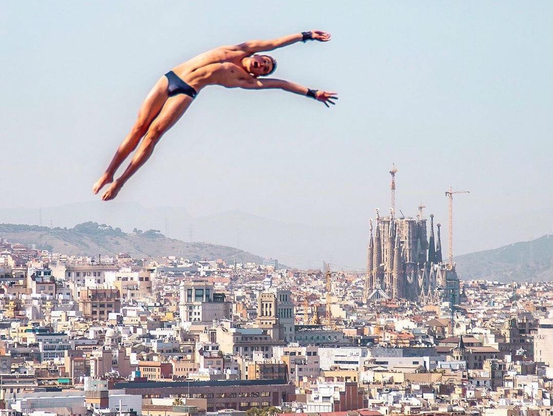 Террасы Барселоны