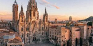 Панорама Барселона