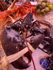 Морепродукты Испания